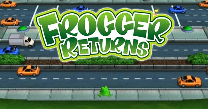 Frogger Returns