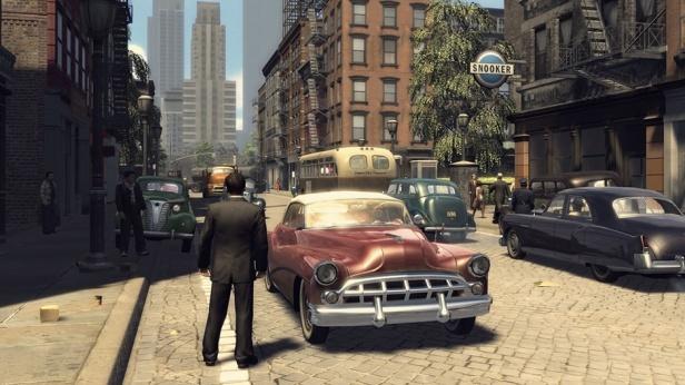 Mafia II Screenshot 01