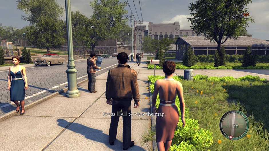 Mafia II Screenshot 02