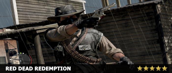 Read Dead Redemption Review