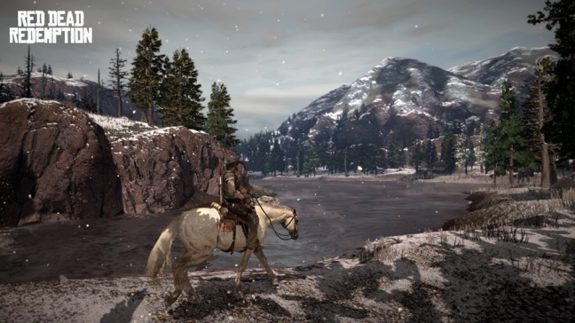 Red Dead Redemption Screenshot 01