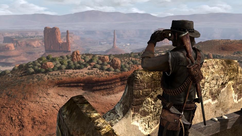Red Dead Redemption Screenshot 02