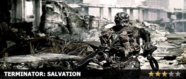 Terminator Salvation Review