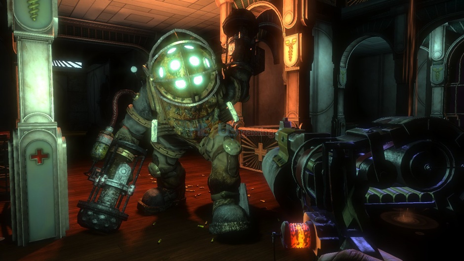 BioShock Screenshot 01
