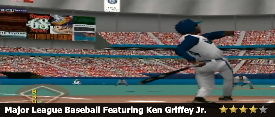 Ken Griffey Jr. N64 Review