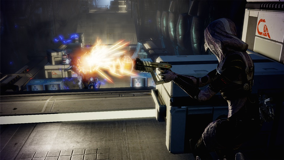 Mass Effect 2 Screenshot 03