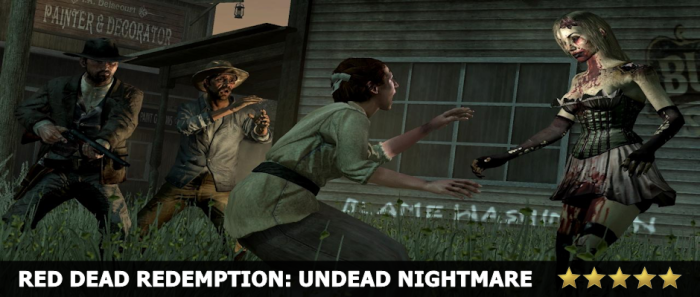 Red Dead Redemption: Undead Nightmare Review