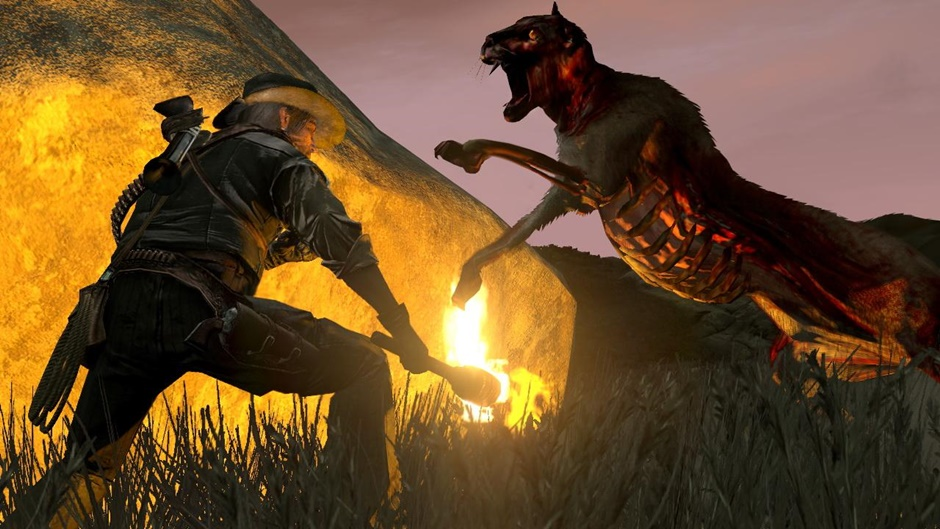 Red Dead Redemption Undead Nightmare Screenshot 01