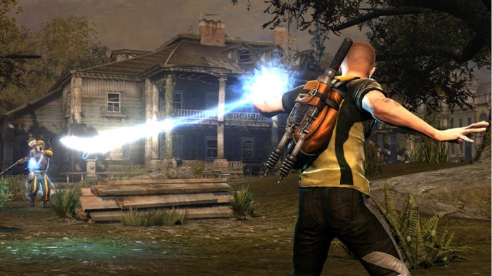 InFamous 2 Screenshot 01