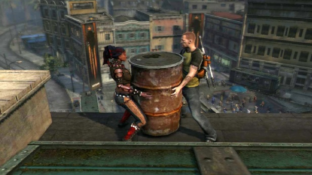 InFamous 2 Screenshot 02