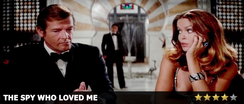 The Spy Who Loved Me Review