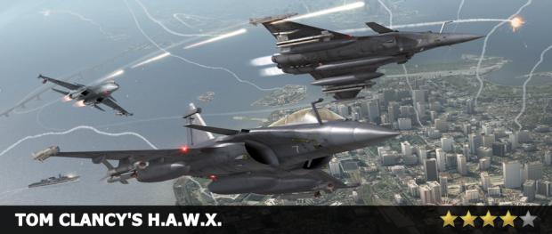 Tom Clancy's HAWX Review