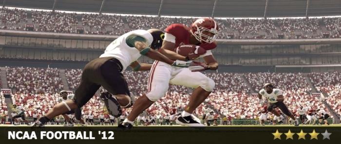 NCAA Football '12 Review