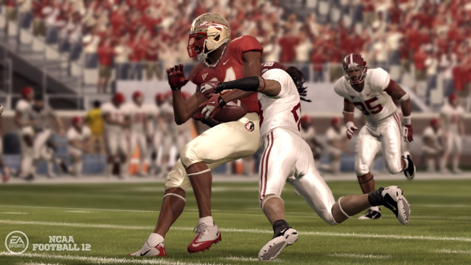 NCAA Football 12 Screenshot 02
