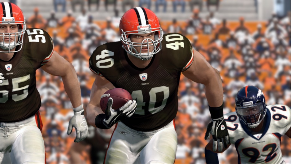Madden NFL 12 Screenshot 01