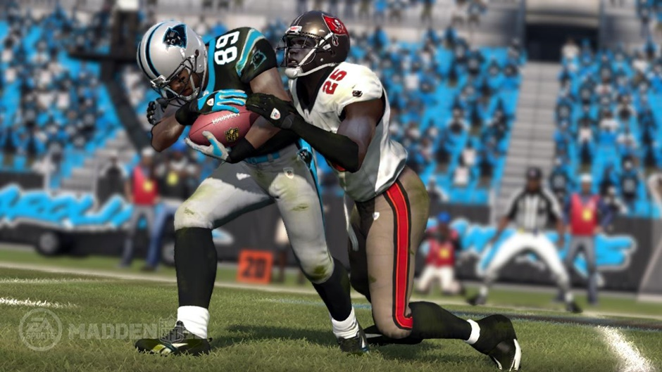 Madden NFL 12 Screenshot 02