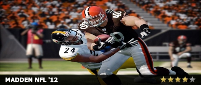Madden NFL 12 Review