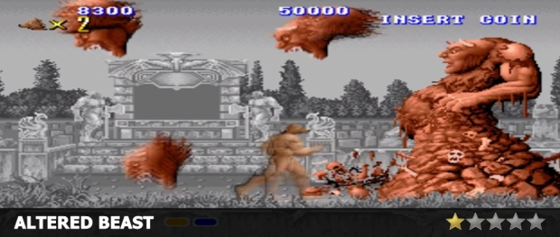Altered Beast Review