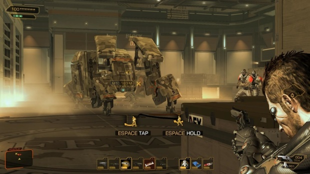 Deus Ex: Human Revolution Screenshot 01