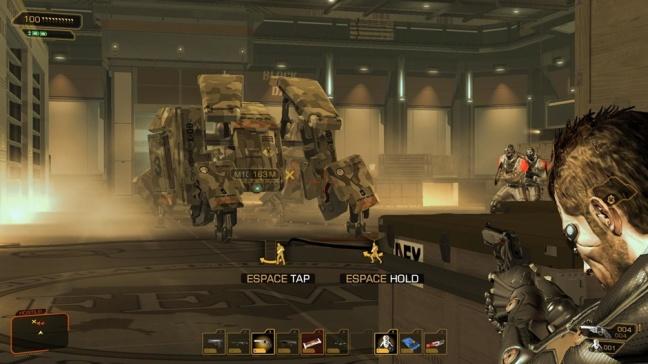 Deus Ex: Human Revolution Screenshot 01