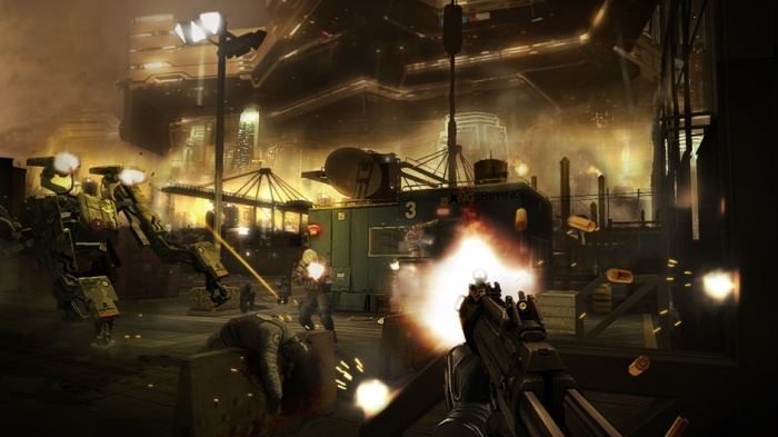 Deus Ex: Human Revolution Screenshot 02