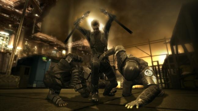 Deus Ex: Human Revolution Screenshot 03