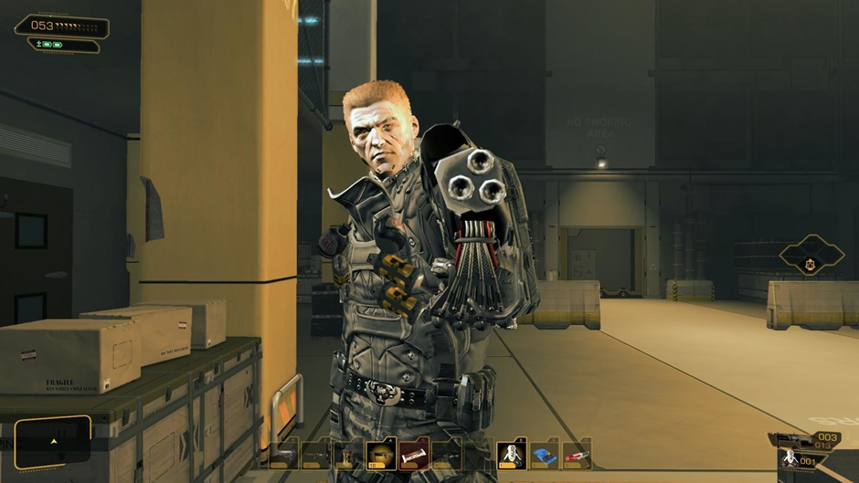 Deus Ex: Human Revolution Screenshot 04
