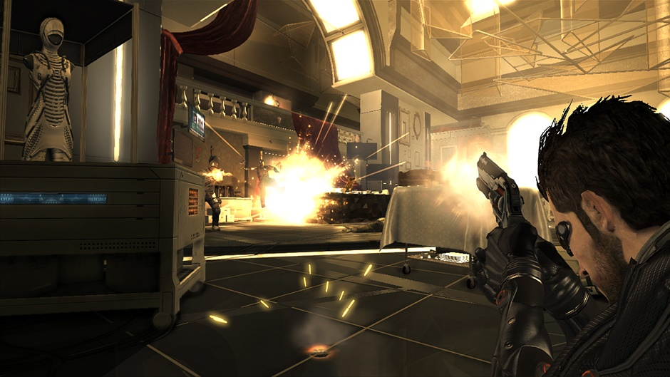 Deus Ex: Human Revolution Screenshot 05
