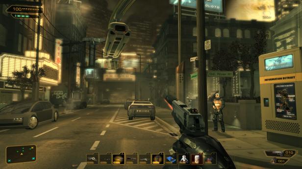 Deus Ex: Human Revolution Screenshot 06