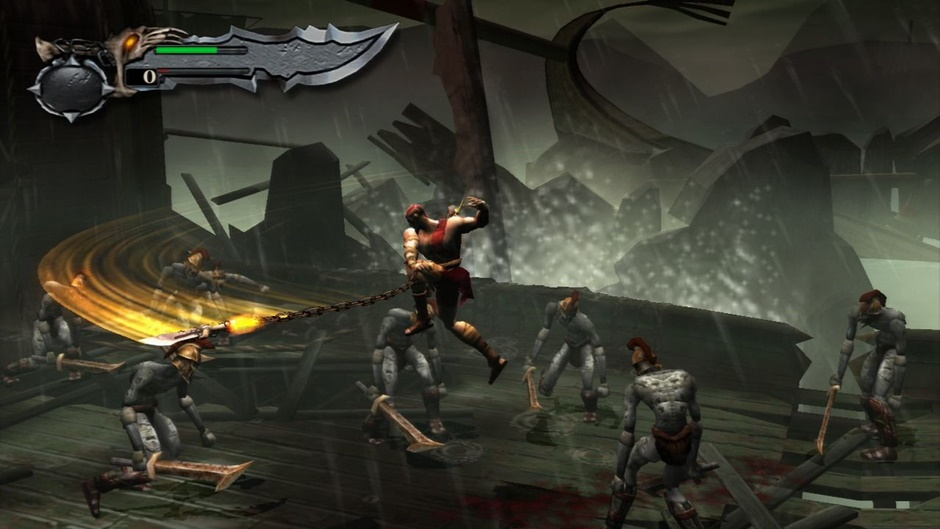God of War Collection Screenshot 01