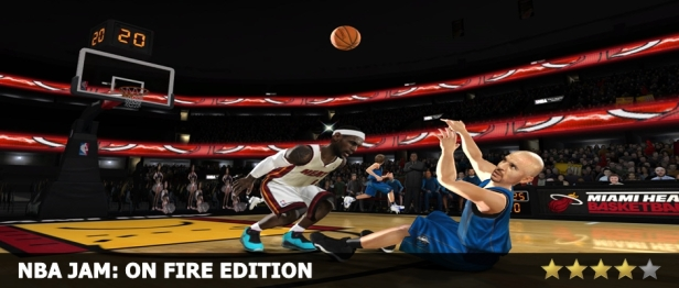 NBA Jam On Fire Edition Review