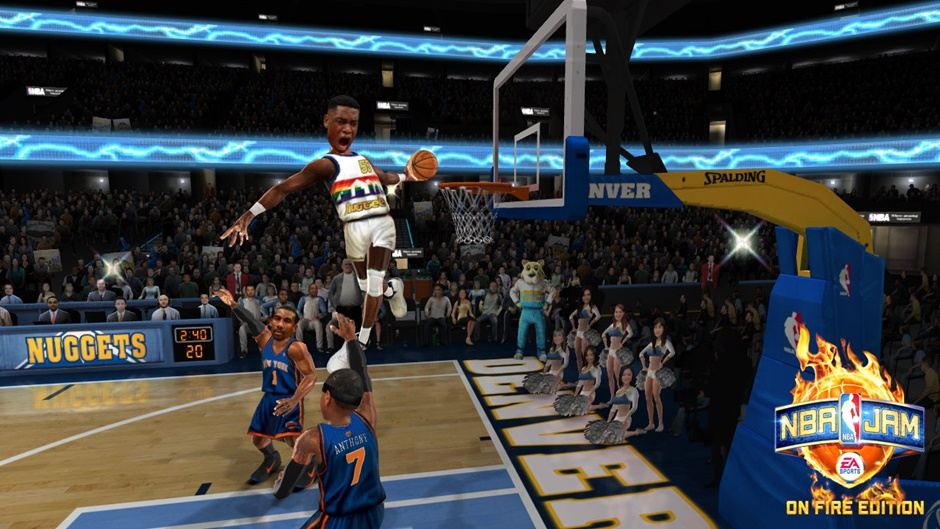 NBA Jam On Fire Edition Screenshot 01