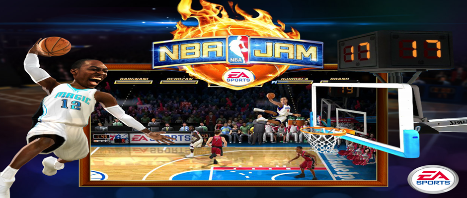 NBA Jam on Fire Edition
