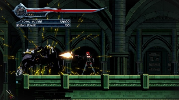 BloodRayne Betrayal Screenshot 01