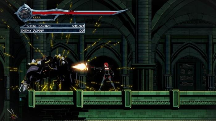 BloodRayne Betrayal Screenshot 01