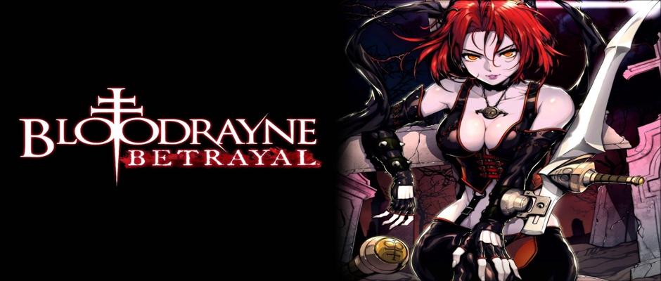 Bloodrayne Betrayal