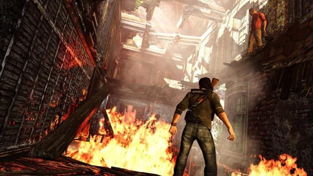 Uncharted 3 Screenshot 01