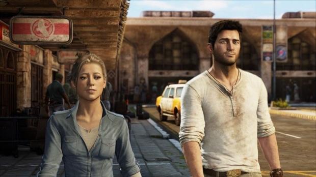Uncharted 3 Screenshot 02