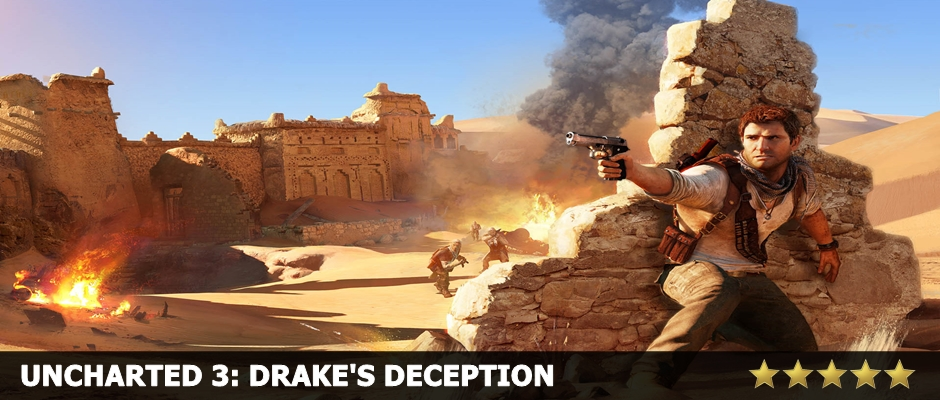 Uncharted 3 Review