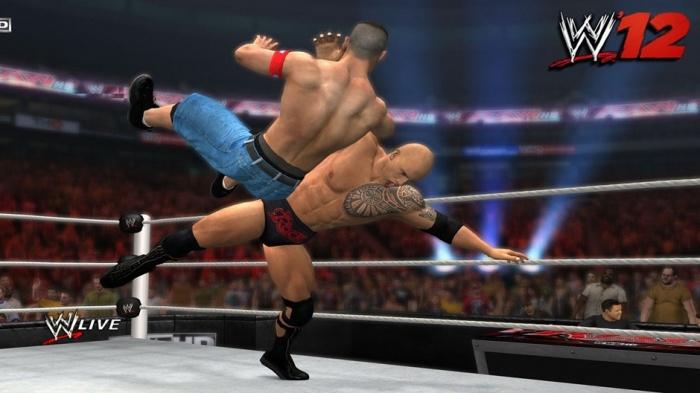WWE '12 Screenshot 02