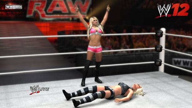 WWE '12 Screenshot 03