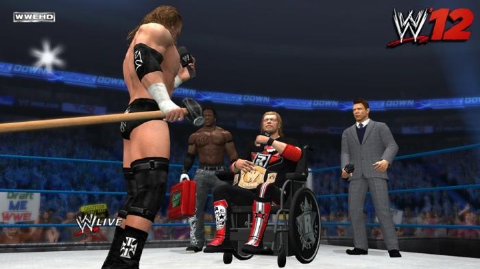 WWE '12 Screenshot 05