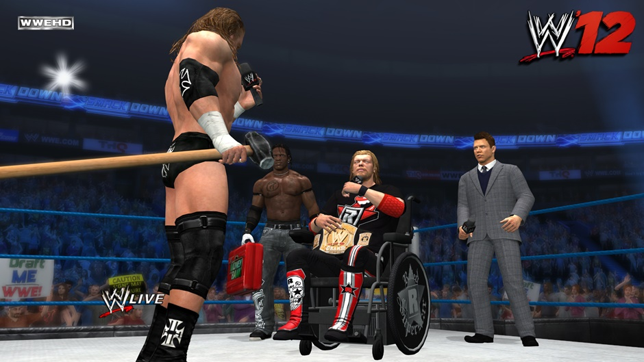 WWE '12 Screenshot 05