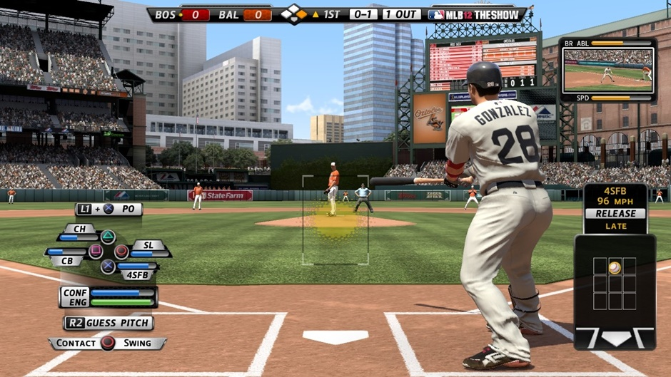 MLB 12 The Show Screenshot 01
