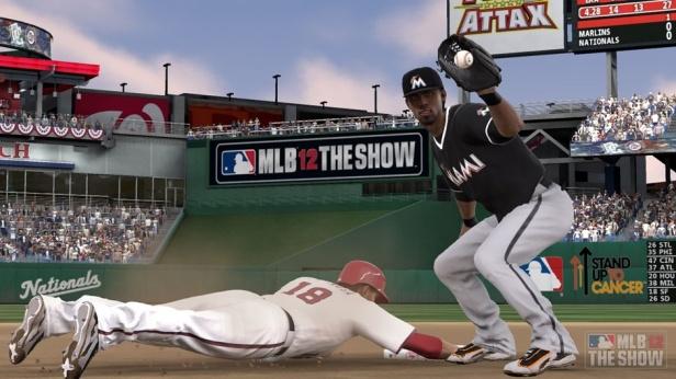 MLB 12 The Show Screenshot 02