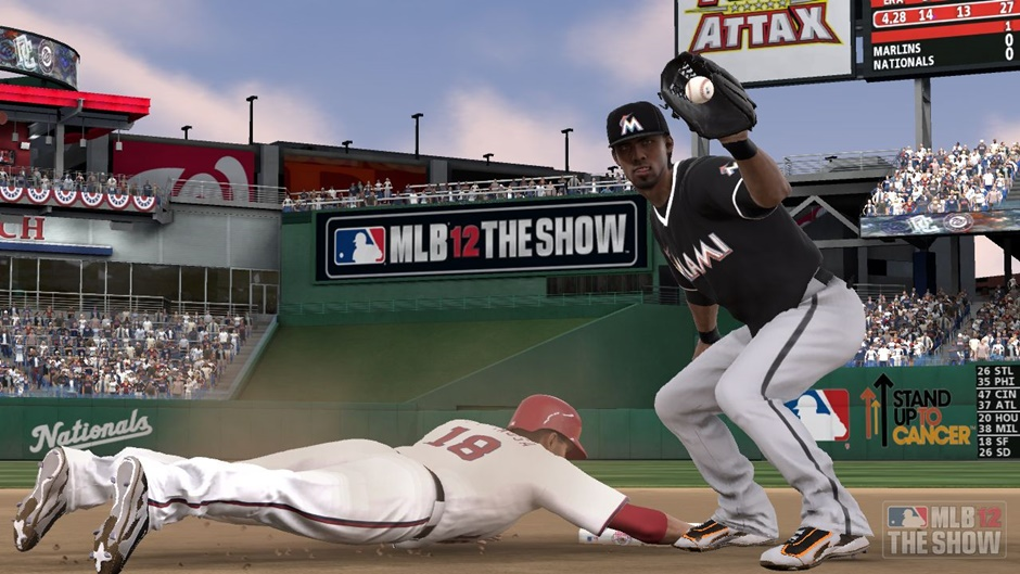 MLB 12 The Show Screenshot 02