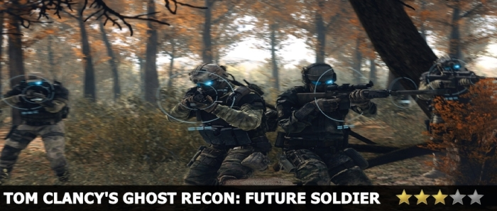 Ghost Recon Future Solider Review