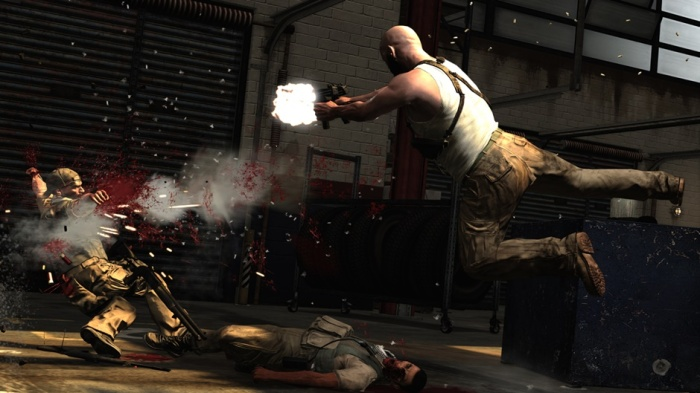 Max Payne 3 Screenshot 01