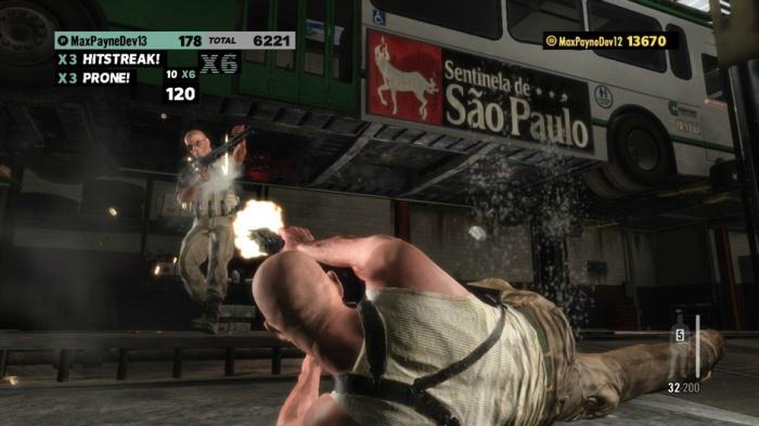 Max Payne 3 Screenshot 03
