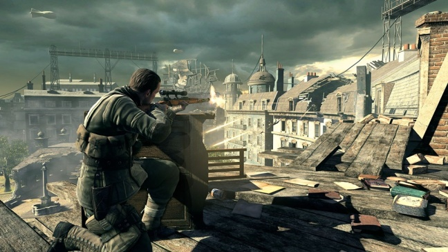 Sniper Elite V2 Screenshot 01